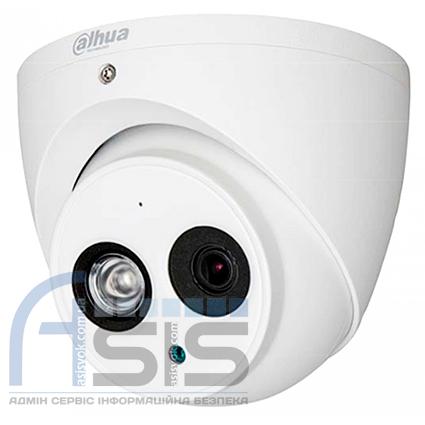 2 МП Starlight HDCVI видеокамера DH-HAC-HDW2231EMP (2.8 мм), фото 2