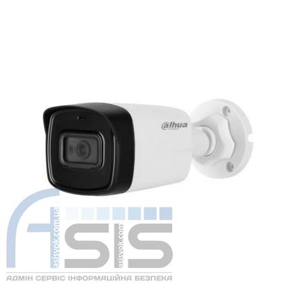 2 Мп HDCVI видеокамера DH-HAC-HFW1200TLP-A-S4 (2.8 мм), фото 2