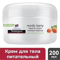 Крем для тела питательный Neutrogena Скандинавские ягоды, 200 мл