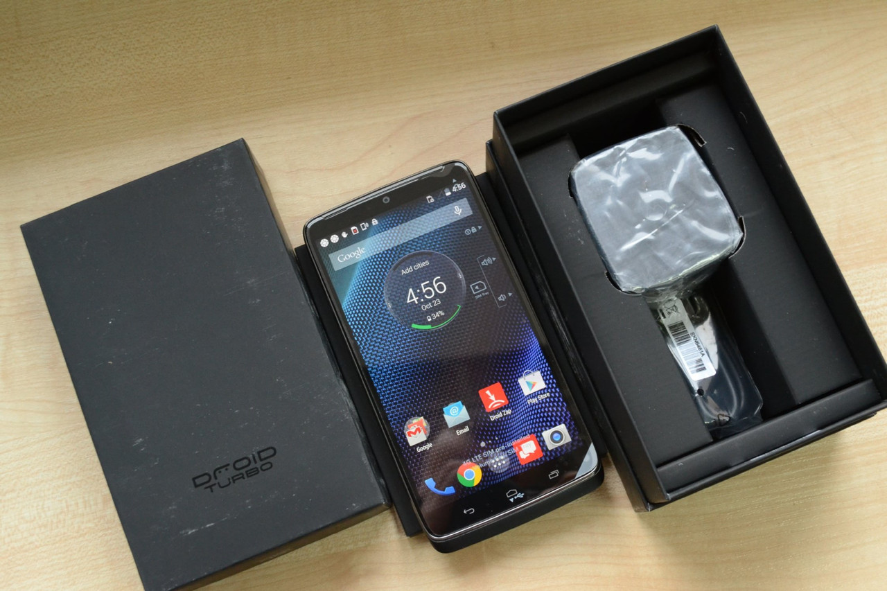 Новый Motorola Droid Turbo Black 32Gb Оригинал!
