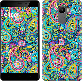 "Чехол на Xiaomi Redmi 4 индийский огурец ""3577c-417-2911"""