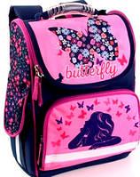 Рюкзак короб  RANEC Дівчинка і метелик   4924