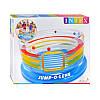 Детский надувной игровой центр, батут Intex 48264, размеры 182*86см, фото 3