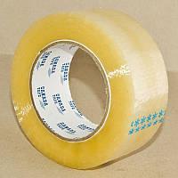 Скотч прозрачный 48 мм*200 метров реальный метраж клейкая лента оптом