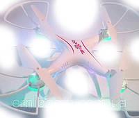 Квадрокоптер на радиоупаравлении 8996 (28х28см) БЕЗ КАМЕРЫ с LED подсветкой