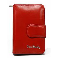 Женский кожаный кошелек Pierre Cardin 01 LINE 115 Red, фото 1