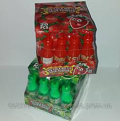 Игрушка с пудрой Big Cola Bottle 30бл/20шт