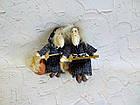 Сувенир, оберег - Баба-Яга или Ведьма, ручная работа, фото 5