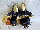 Сувенир, оберег - Баба-Яга или Ведьма, ручная работа, фото 6