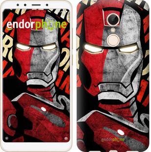 """Чехол на Xiaomi Redmi 5 Iron Man """"2764c-1350-2911"""""""