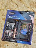 Набор отверток для мобильных телефонов XW-6016 (3-48), фото 1