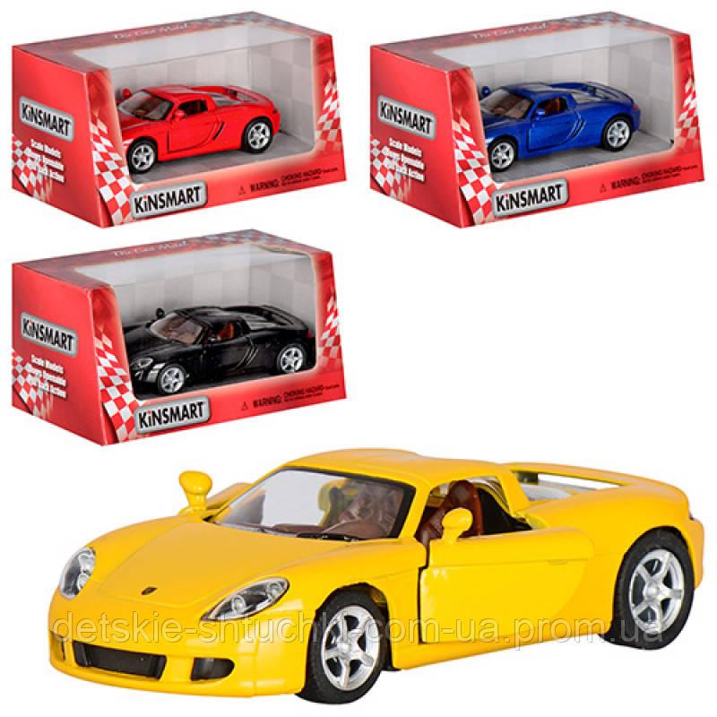 Машинка  KT 5081 W мет., інерц., 4 кольори, кор., 16-7,5-8 см