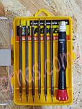 Набор прецизионных отверток 6 шт 9128 (3-117), фото 2