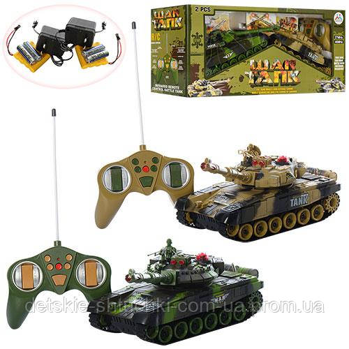 Набор игровой 9993-2PC танк
