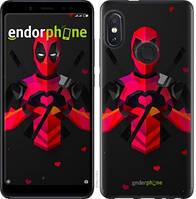 "Чехол на Xiaomi Redmi Note 5 deadpool love ""4044c-1516-2911"""