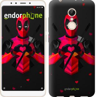 "Чехол на Xiaomi Redmi 5 deadpool love ""4044c-1350-2911"""