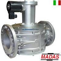 Электромагнитные клапаны для природного газа MADAS (Италия)