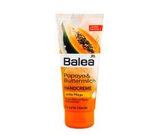 Balea - Handcreme Papaya & Buttermilch крем для рук Папайя 100 ml