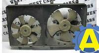 Диффузор радиатора в сборе на Mitsubishi Grandis (Митсубиси Грандис) 2003-2011