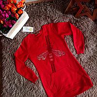 Туника-платье для девочек 6-16 лет Оптом и в розницу Турция  Little star