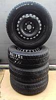Шини на дисках  Dunlop 7H0 601027D Volkswagen Transporter T-4,T-5 ( 205 \ 65 \ 16 C ) 5x120 6JX