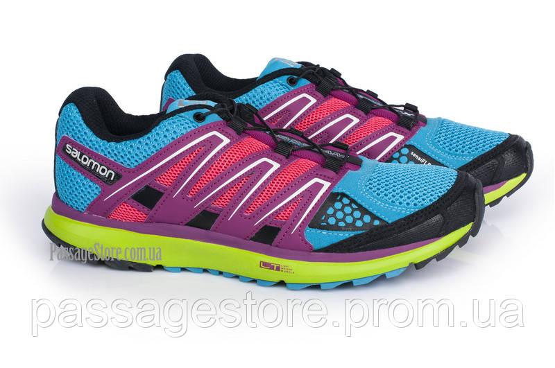 7e6f54e5 Кроссовки женские Salomon X-Scream W 368905 - PassageStore,  Интернет-магазин обуви в