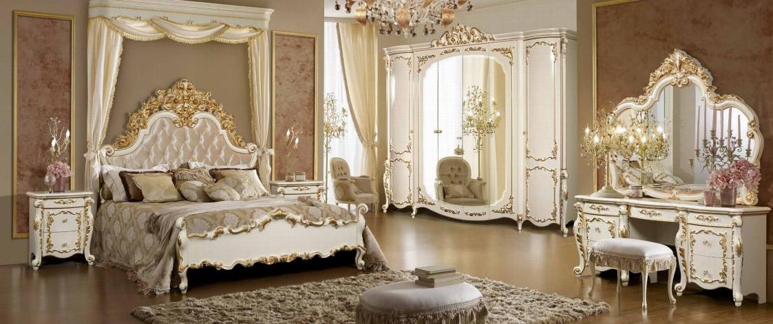 Спальня Афина (Белый) (с доставкой)