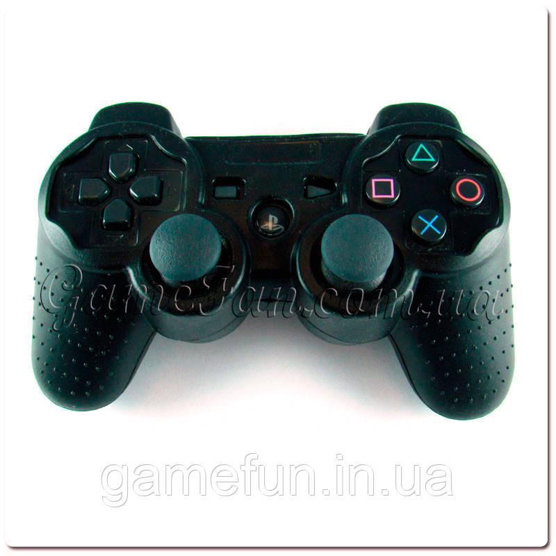 Силіконовий чохол для джойстика PS3 ( Black)