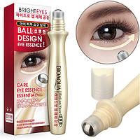 Сыворотка-роллер для кожи вокруг глаз Bioaqua Ball Design Eye Essence 15 ml