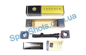 Оптический прицел Leupold VX-1 Shotgun/Muzzleloader 1-4x20mm Matte Heavy Duplex 113860