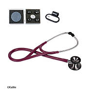 Стетоскоп Профи Кардиолоджи бордовый KaWe