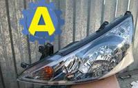 Фара левая и правая на Mitsubishi Grandis (Митсубиси Грандис) 2003-2011