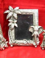 Фоторамка металл, фото 1