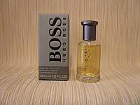 Hugo Boss - Boss Bottled (1998) - Туалетная вода 30 мл - Первый выпуск, старая формула аромата 1998 года, фото 1