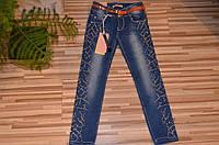 Джинсы для девочек 134-164 см, фото 1