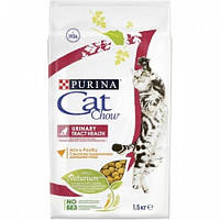 Cat Chow Urinary Tract Health корм для кошек, профилактика мочекаменной болезни, 15 кг