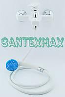 Смеситель для ванны из термопластичного пластика SW Brinex 006-2 W