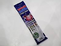 Трубочки для молока Quick Milk Magic Sipper с шоколадно-банановым вкусом 5 шт