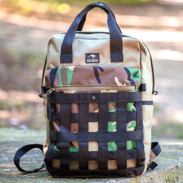 100 % ОРИГИНАЛ Городской рюкзак Plexus Camo. Рюкзак разрабатывался с учётом жизни в джунглях мегаполиса
