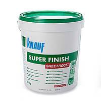 Шпаклевка финишная готовая KNAUF SHEETROCK SuperFinish 28 кг.