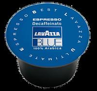 Кофе в капсулах Lavazza BLUE Decaffeinato 100 шт. (без кофеина), Италия 100% Арабика