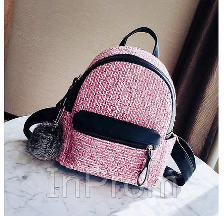 Рюкзак Jesse Pink, фото 2