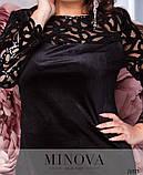 Красивое платье из бархата с пайетками от 48р.(2 цвета), фото 6