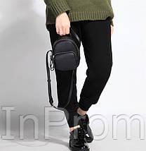 Рюкзак-сумка Micocah Mini Black, фото 2