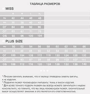 Женская  туника  Универсальный размер 50-58, фото 2