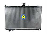 Основной радиатор на Mitsubishi Grandis (Митсубиси Грандис) 2003-2011