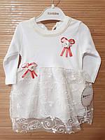 Платья  детские ( С 6-9 месяцев )