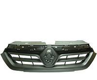 Решётка радиатора Renault Dokker (Рено Докер) - под эмблему Renault. Оригинал Renault - 62 31 037 48R