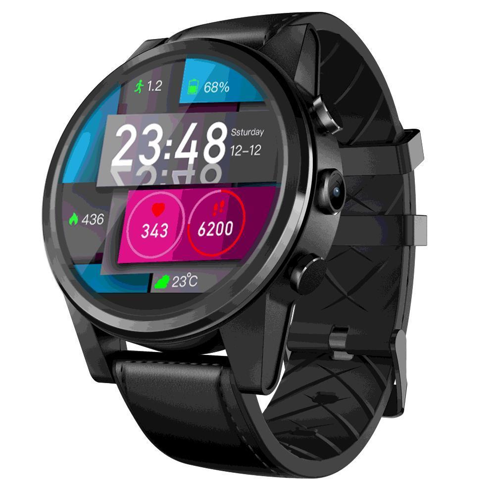 Смарт часы Zeblaze Тhor 4 Pro / smart watch