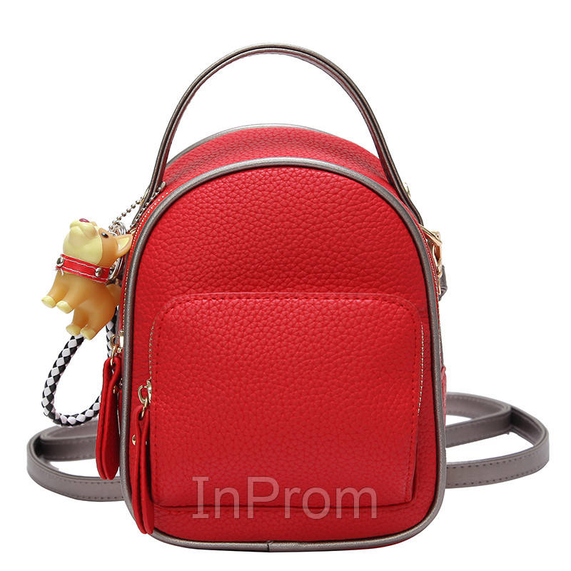 Рюкзак Ami Red